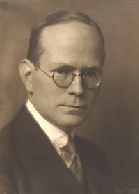 Erik Abrahamsen (1893–1949) 1927 © Georg Fayer (1891–1950) OeNB 10453480.jpg
