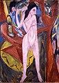 Ernst Ludwig Kirchner Sich kämmender Akt.jpg