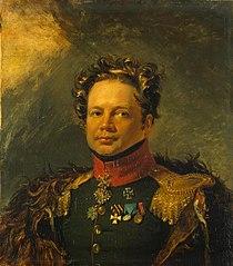 Portrait of Ivan Z. Yershov (1777/78-1852)