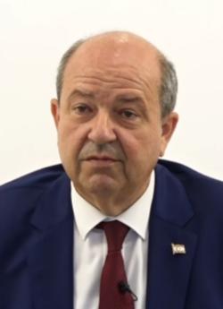 Ersin Tatar in 2019.png
