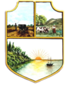 Coat of arms of San Pedro