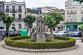 Escultura a F. Soage Villarino de Francisco Asorey en Cangas. 1925. Galiza.jpg