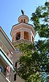 Església de sant Roc de Benicalap, campanar.JPG