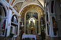 Església de sant Vicent Ferrer de l'Atzúvia, interior.JPG