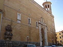 Iglesia De Santa María Mahón Wikipedia La Enciclopedia Libre