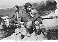 Eskimo woman nursing a small child, Alaska, between 1904 and 1914 (AL+CA 727).jpg