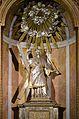 Estàtua de Vicent màrtir, Josep Esteve i Bonet, catedral de València.JPG