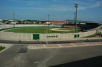 Estadio Once de Noviembre Cartagena