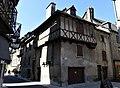Estaing rue St Fleuret colombages.jpg