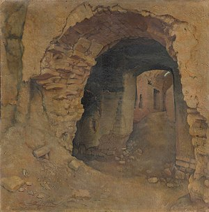Abolhassan Etessami - Image: Etessami abolhassan ruins