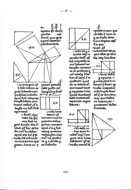 Euclid Lueneburg ms page 8
