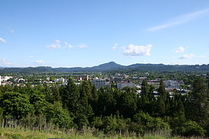 Eugene Oregon from Skinner Butte.JPG