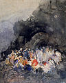 Eugenio Lucas Velázquez - Group of Figures - Google Art Project.jpg