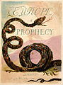 Europe a Prophecy copy E 1794 Library of Congress Title.jpg