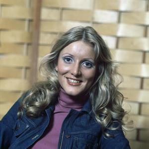 Anne-Karine Strøm - Anne-Karine Strøm in 1976