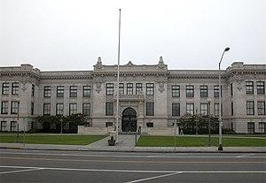 "Everett High School (Washington) - Everett High School's ""A Building"""
