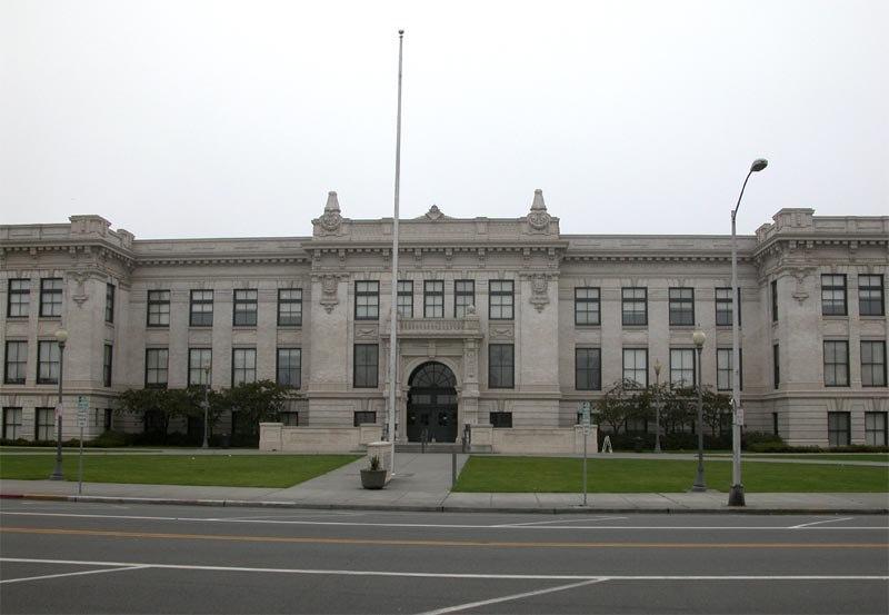Everett High School-1