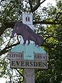 Eversdens Village Sign - detail - geograph.org.uk - 896503.jpg