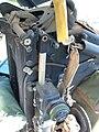 F-4N cockpit simulator RIO's ejector seat 2.JPG