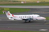 F-HBCA - B190 - Chalair Aviation