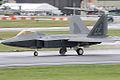 F22 Raptor - RIAT 2008 (2749553605).jpg