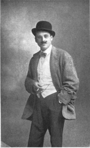 "Francis Yeats-Brown - Yeats-Brown as a ""Hungarian Mechanic"" in 1919"