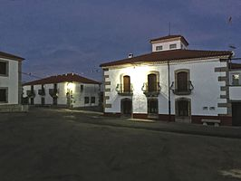 Plaza Mayor de Fuenteliante