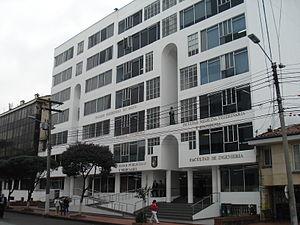 Saint Martin University - Image: FUSM sede Bogotá