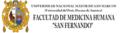 Facultad de Medicina Humana San Fernando UNMSM logo.png