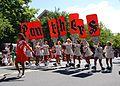 Fairfax City Parade - 2014-07-04 - Porterville High School Marching Band - 3.JPG