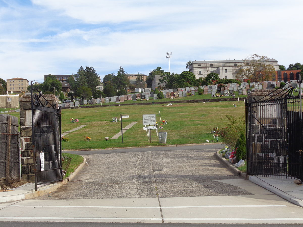 Edgewater Park Nj >> Fairview Cemetery (Fairview, New Jersey) - Wikipedia