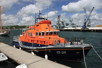 Falmouth Lifeboat Station - 17-29 Richard Cox Scott