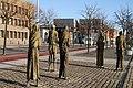 Famine memorial in Dublin (1).JPG