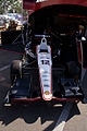 FanVillage Dallara-Chevrolet DW12 Penske-Verizon Racing Will Power ShowCar AboveNose SPGP 24March2012 (14719580773).jpg