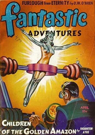 Fantastic adventures 194304