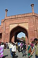 Fatehpuri Darwaza - West Gate - Taj Mahal Complex - Agra 2014-05-14 4000.JPG