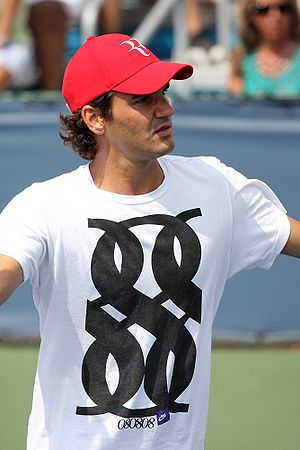 2008 Tennis Masters Cup - Roger Federer finished in the Top Ten for the seventh straight year