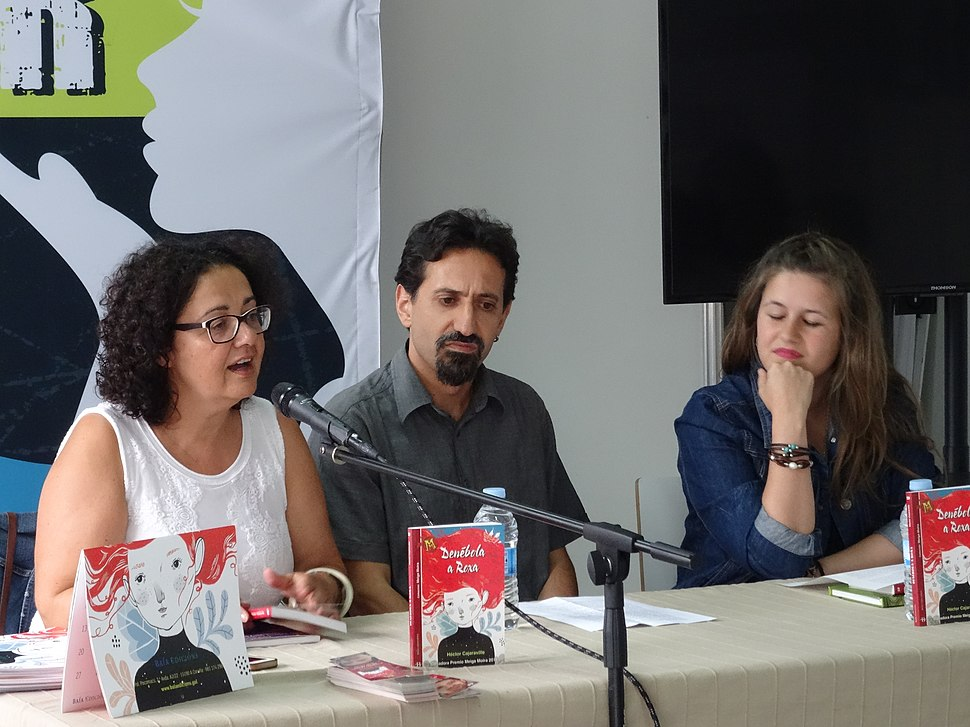 Feira do libro Coruña 2017