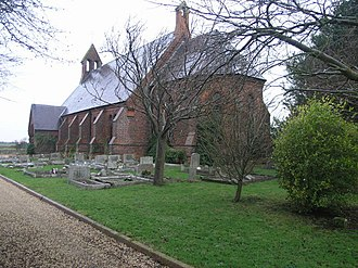 Amber Hill - Image: Fenland Church geograph.org.uk 316541