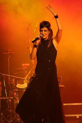 Fernanda Abreu - Image: Fernanda Abreu, 2009