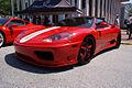 Ferrari 360 2003 Challenge Stradale Spider LSideFront CECF 9April2011 (14414322619).jpg