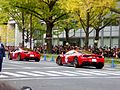 Ferrari automobiles at Midosuji World Street (8).jpg