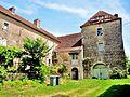 Ferrières-les-Scey. Bâtiments de l'ancien château. 2015-06-26.JPG