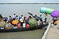 Ferry Service Across River Matla - Godkhali Ghat - South 24 Parganas 2016-07-10 5017.JPG