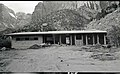 File-Construction of residence Building 27, Oak Creek Canyon. -This item has a positive. This item has a duplicate photo.- ; ZION (210a4bde92ef4be49abe1d6481160d77).jpg