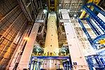 Final assembly of SLS liquid hydrogen tank structural test article.jpg