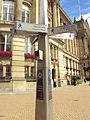 Fingerposts, Victoria Square, Birmingham - DSC08771.JPG
