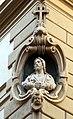 Firenze, palazzo Bobrinskoy, busto del redentore di giovanni caccini 02.jpg