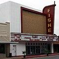 Fiske Theatre - Oak Grove - LA - 2009 Oct - Facing NE across Main St.jpg