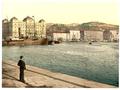 Fiume, the Harbor, Croatia, Austro-Hungary WDL327.png